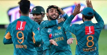 Shadab Khan is born leader